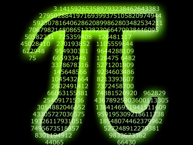 Happy Pi Day 14th March