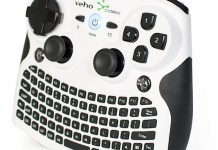 Veho Mimi Wireless Gamepad Keyboard