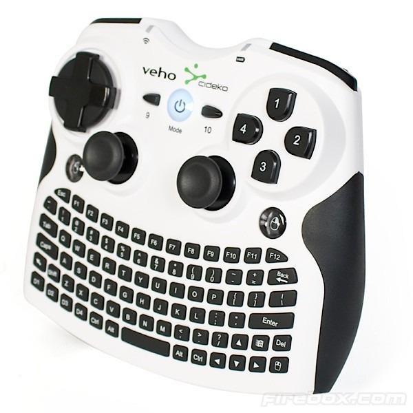 Veho Mimi Wireless Gamepad Keyboard