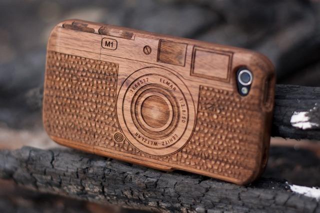 Camera SigniCase iPhone Accessories