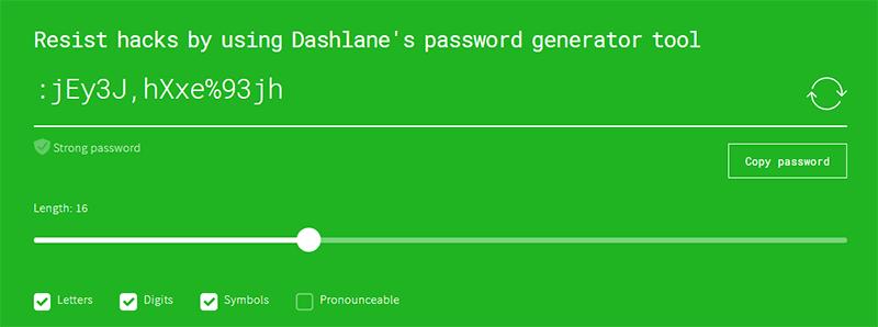 dashlane-password-generator-app