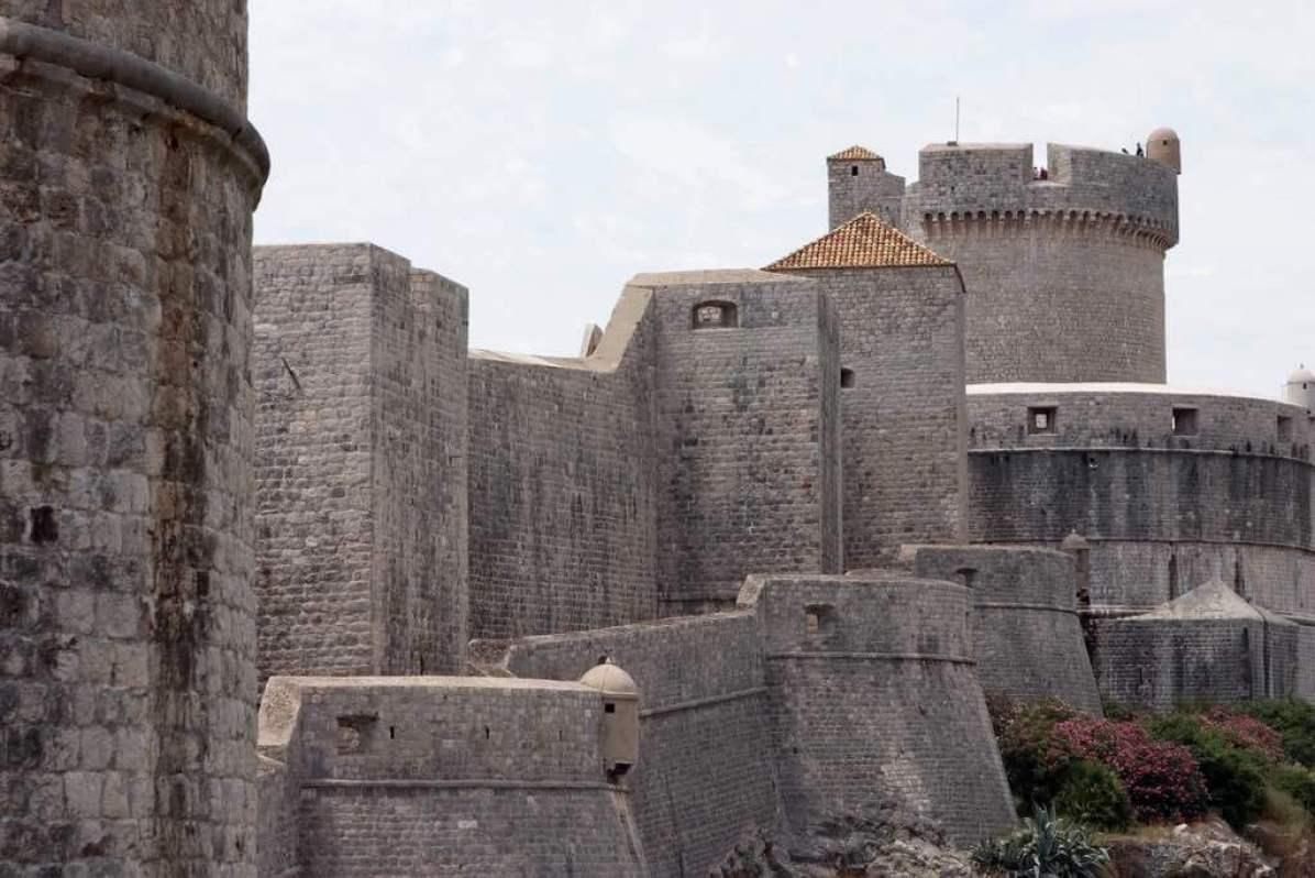 City Walls, Dubrovnik - by Jimmy Harris - jimmyharris:Flickr