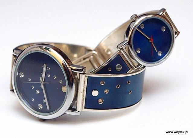 Tytanowe zegarki