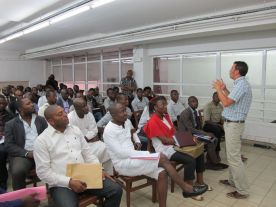 Initiation web - Douala, Cameroun