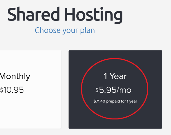 DreamHost Renewal Coupon