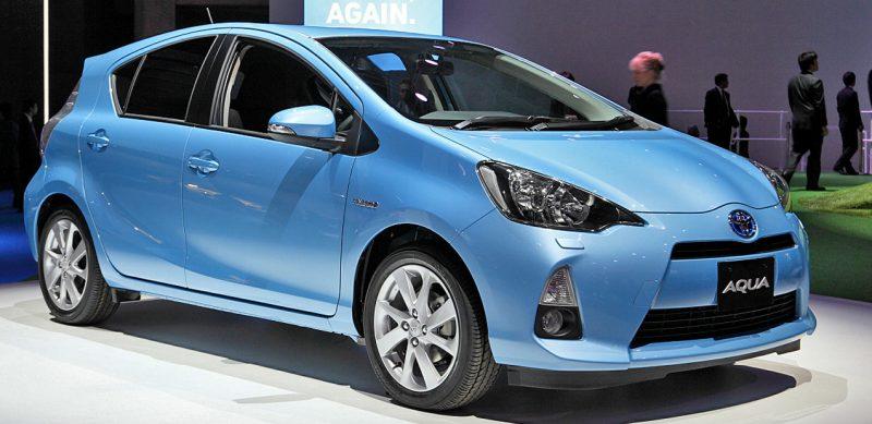 Sistema de leasing no Japão, carros novos a partir de ¥13.000 por mês