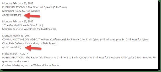 How speech data syncs between sites.