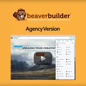 Beaver Builder Pro – Agency Version