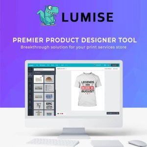 Lumise Product Designer | WooCommerce WordPress Plugin