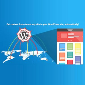 WP Content Crawler – Get Content from Almost any site, Automatically