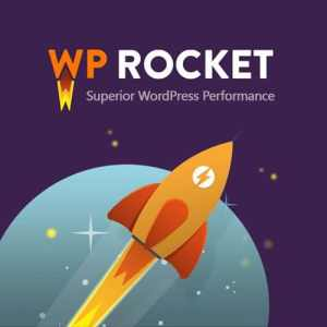 WP Rocket – The Best WordPress Caching Plugin by WP Media