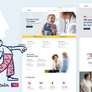 Salute Medical – WordPress Theme