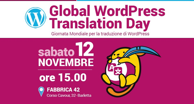 Global WordPress Transltion Day