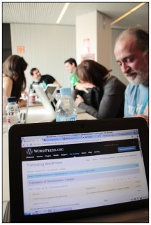 Contributors Day. WordCamp Barcelona 2015. Foto: @cicerone
