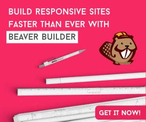 Get Beaver Builder Now!