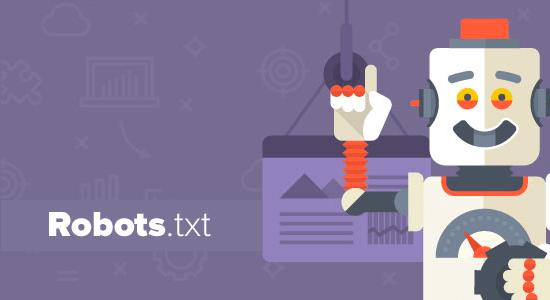 Using WordPress robots.txt file to improve SEO