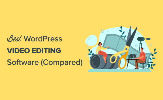 Best video editing software compared