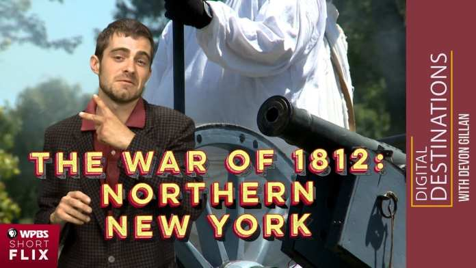 Sackets Harbor Battlefield, Ogdensburg, New York | WPBS Short Flix