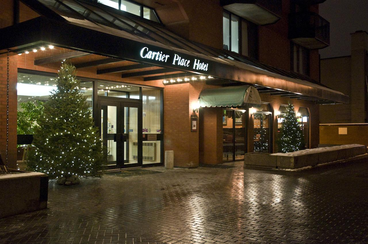 1 NIGHT STAY FOR 2 <br/> Donated by: CARTIER PLACE SUITE HOTEL <br/> Valued at: $170