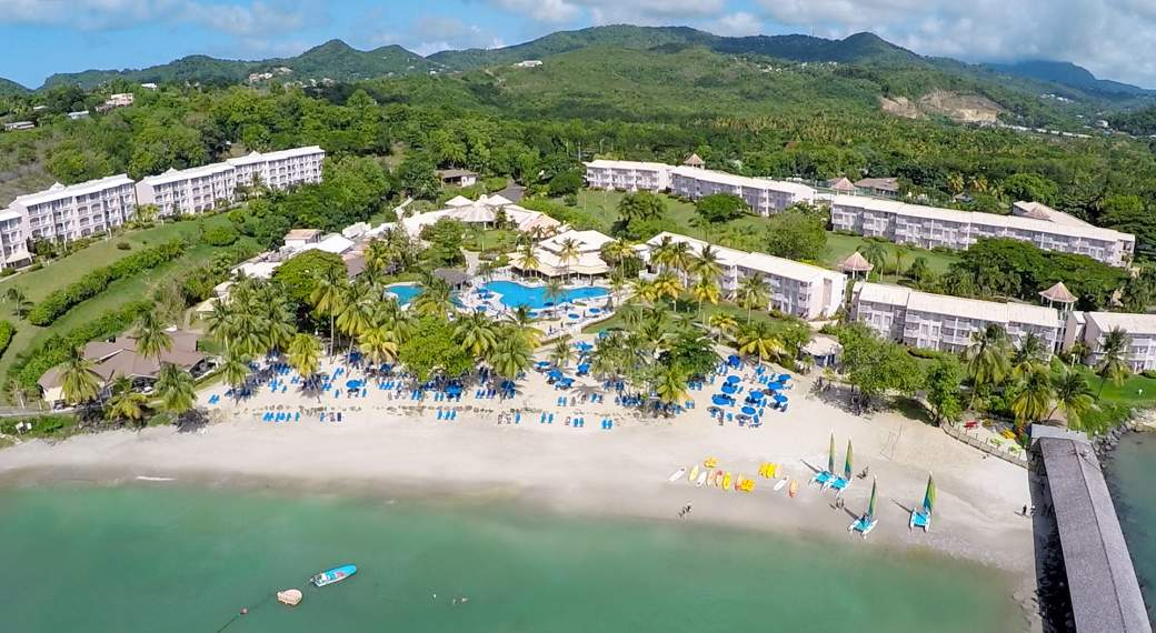 ST. JAMES'S CLUB, SAINT LUCIA - 7 TO 10 NIGHTS <br/> Donated by: ELITE ISLAND RESORTS <br/> Valued at: $2,745 <br/> Buy It Now: $400