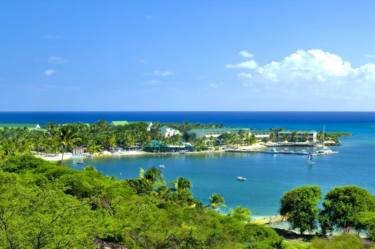 ST. JAMES'S CLUB & VILLAS, ANTIGUA - 7 TO 9 NIGHTS <br/> Donated by: ELITE ISLAND RESORTS <br/> Valued at: $3,600