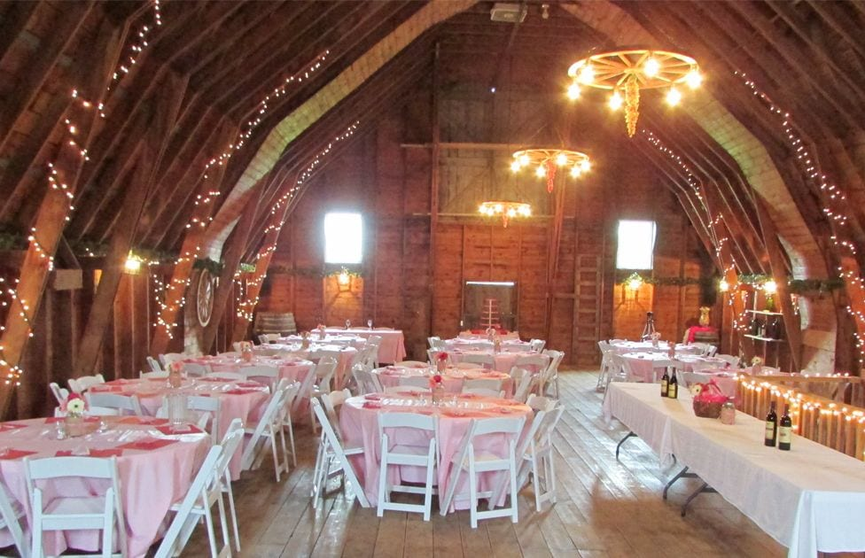 WINERY RUSTIC LOFT RENTAL <br/> Donated by: THOUSAND ISLANDS WINERY <br/> Valued at: $600