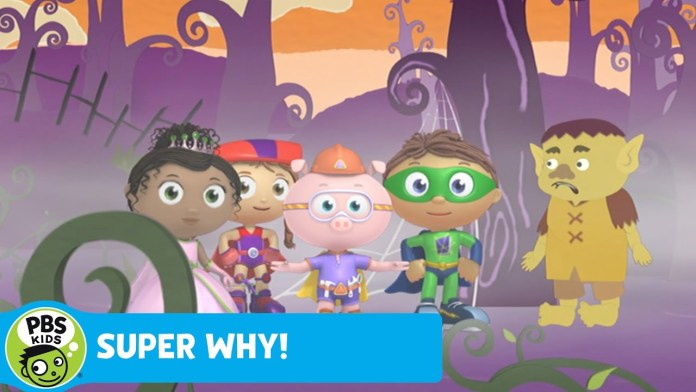 SUPER WHY! | Pig Pumpkin | PBS KIDS