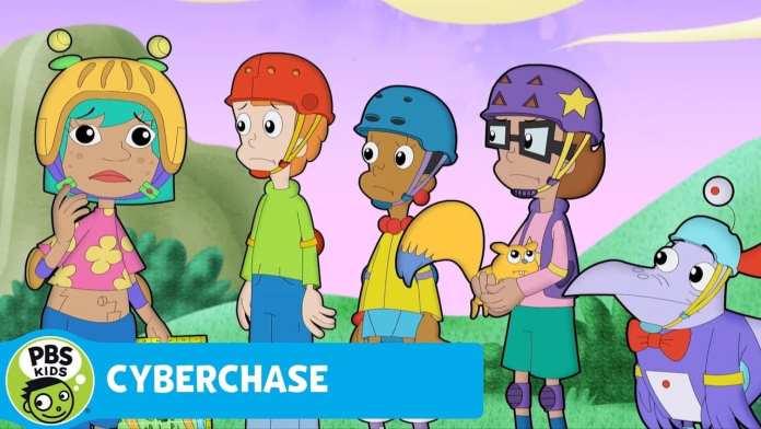 CYBERCHASE   Critter Crossing   PBS KIDS