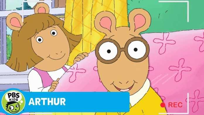 ARTHUR | #LoveALibrary | PBS KIDS
