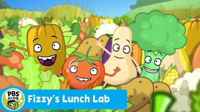 FIZZY'S LUNCH LAB | Freezer Burn: Veggie Rock (Song) | PBS KIDS