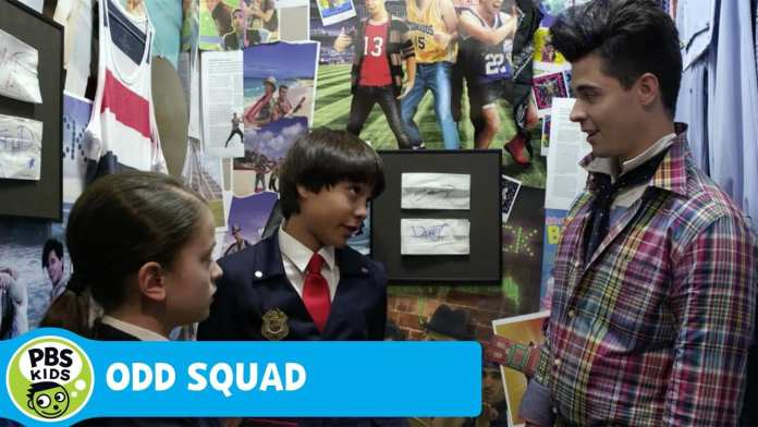 ODD SQUAD | Otto's Soundcheck Room | PBS KIDS
