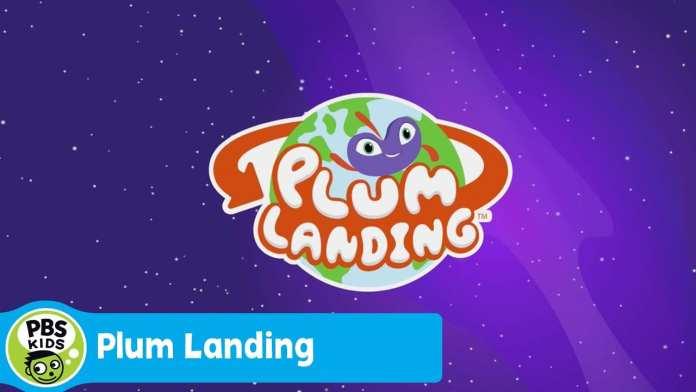 PLUM LANDING | Where is Plum From? | PBS KIDS