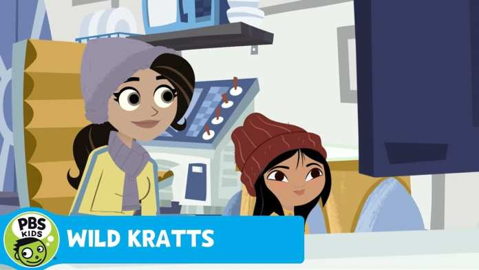 WILD KRATTS | Martin and Chris Get Their Tusk! | PBS KIDS