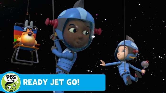 READY JET GO! | Saturn's Temperature | PBS KID