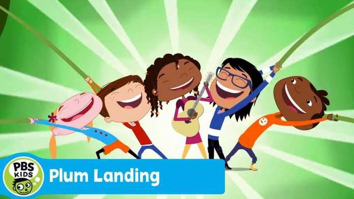 PLUM LANDING | Jungle Jam (Song) | PBS KIDS