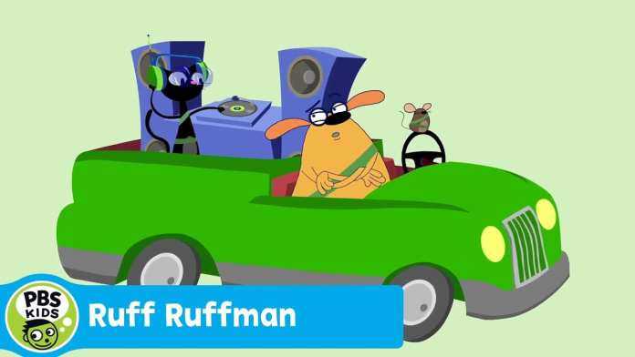 RUFF RUFFMAN | Just Drive! | PBS KIDS