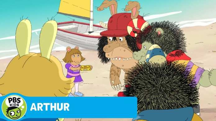 ARTHUR | The Island of the Ukubonga | PBS KIDS