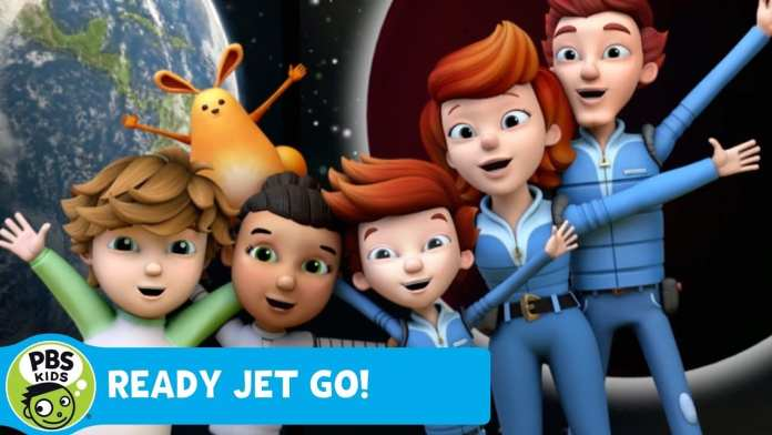 READY JET GO! | Is Your Planet Like My Planet? | PBS KIDS