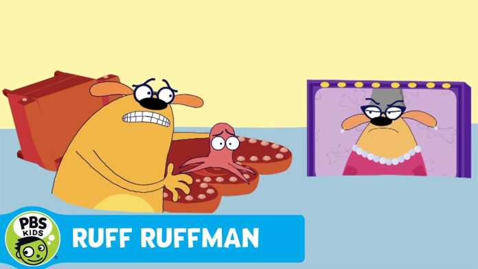 RUFF RUFFMAN | Privacy and You! | PBS KIDS