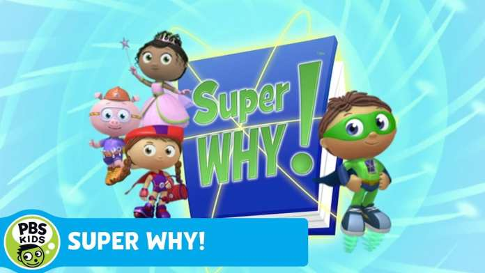 SUPER WHY! | Theme Song | PBS KIDS