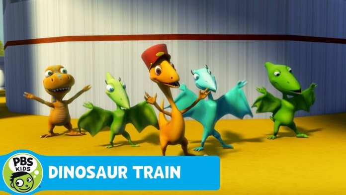 DINOSAUR TRAIN | Riding on the Riverboat | PBS KIDS