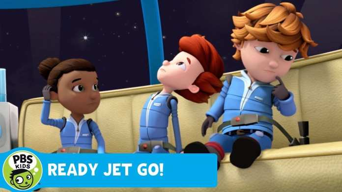 READY JET GO! | Check Out the New Saucer! | PBS KIDS