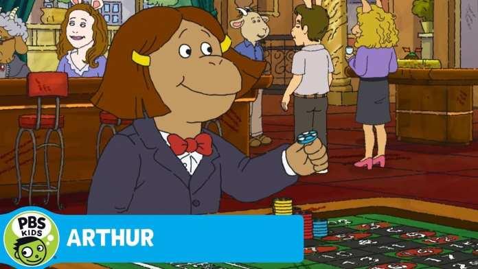 ARTHUR | Francine is Agent 008 | PBS KIDS