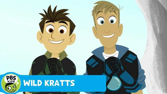 WILD KRATTS | Baby Dhole | PBS KIDS