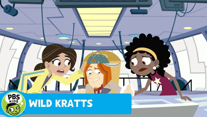 WILD KRATTS | Gourmand's Dinner | PBS KIDS