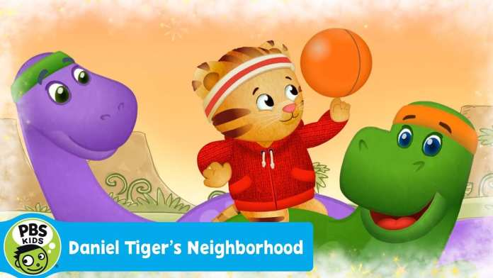 DANIEL TIGER'S NEIGHBORHOOD | It's Dino Day Make Believe | PBS KIDS