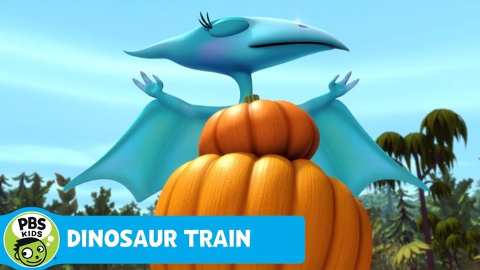DINOSAUR TRAIN | Pumpkin Contest | PBS KIDS