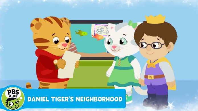 "DANIEL TIGER'S NEIGHBORHOOD | ""Ask Questions about what Happened"" Song 