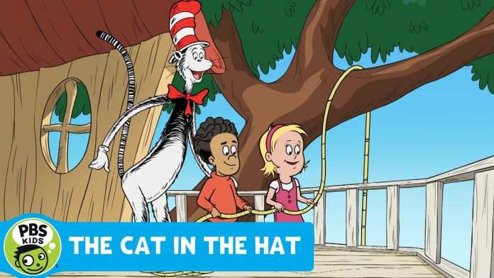THE CAT IN THE HAT KNOWS A LOT ABOUT THAT! | Heave Ho | PBS KIDS