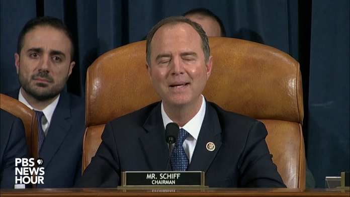 WATCH: Schiff: Founding Fathers intended for impeachment to root out presidential corruption